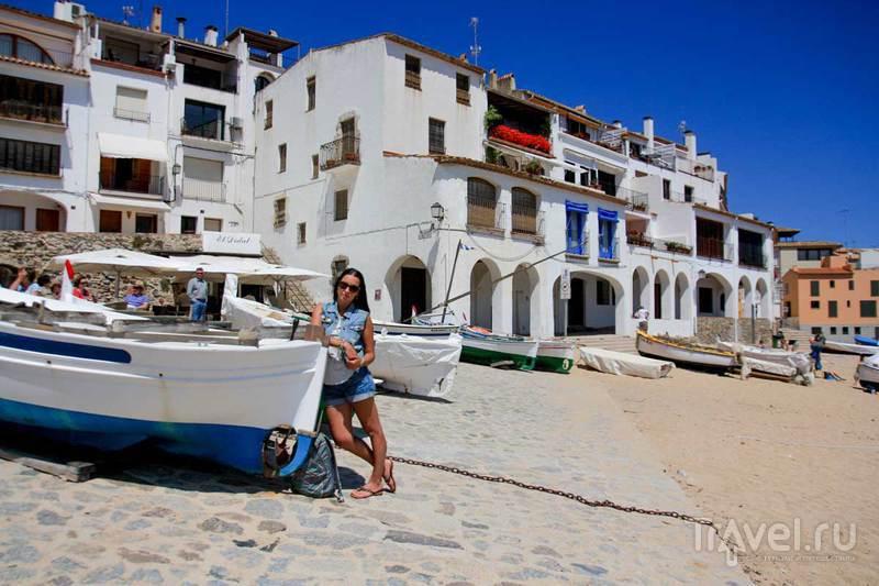 Calella de Palafrugell. Продолжая путешествие по Испании / Испания