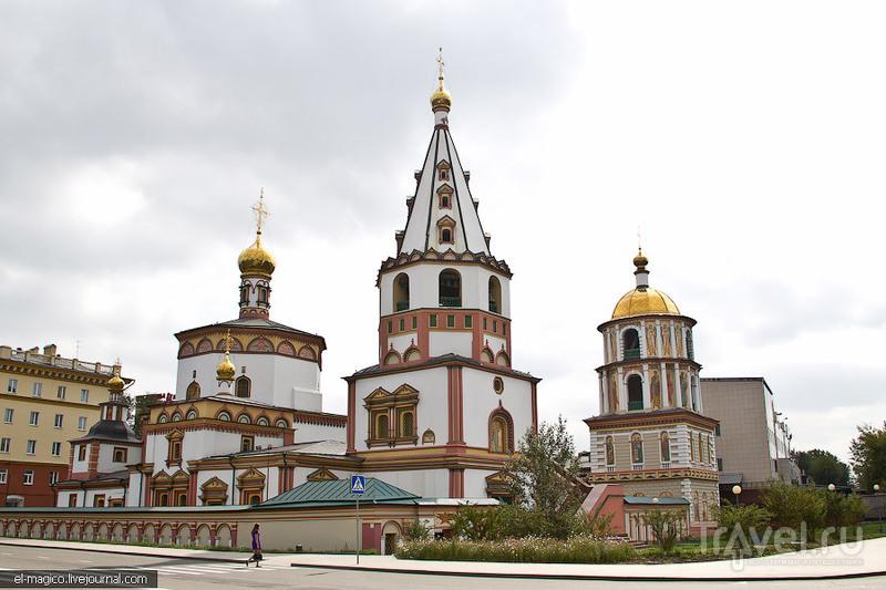 Собор Богоявления в Иркутске, Россия / Фото из России