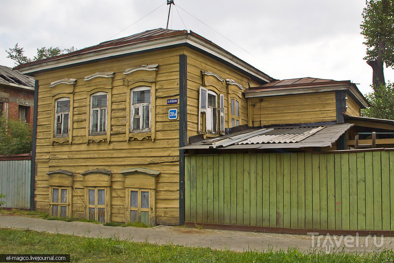 Иркутск: фрики, архитектура и интересные исторические факты / Фото из России