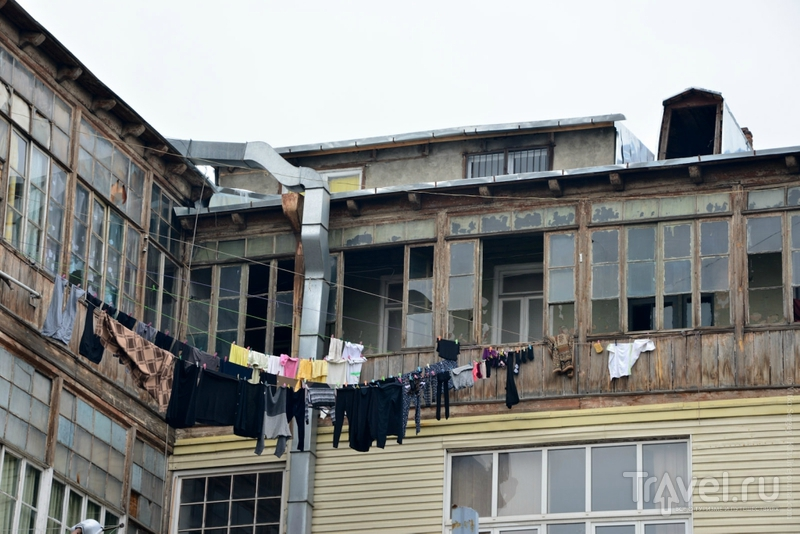 В окрестностях проспекта Руставели / Грузия