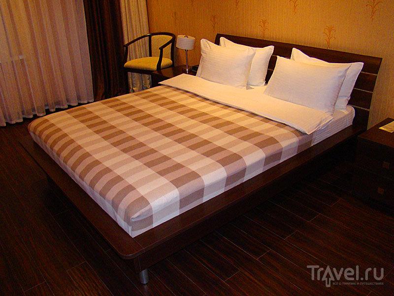 В отеле Реавиль, Россия / Фото из России