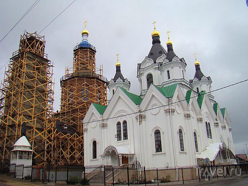 Церковь Рождества Христова в Арзамасе, Россия / Фото из России