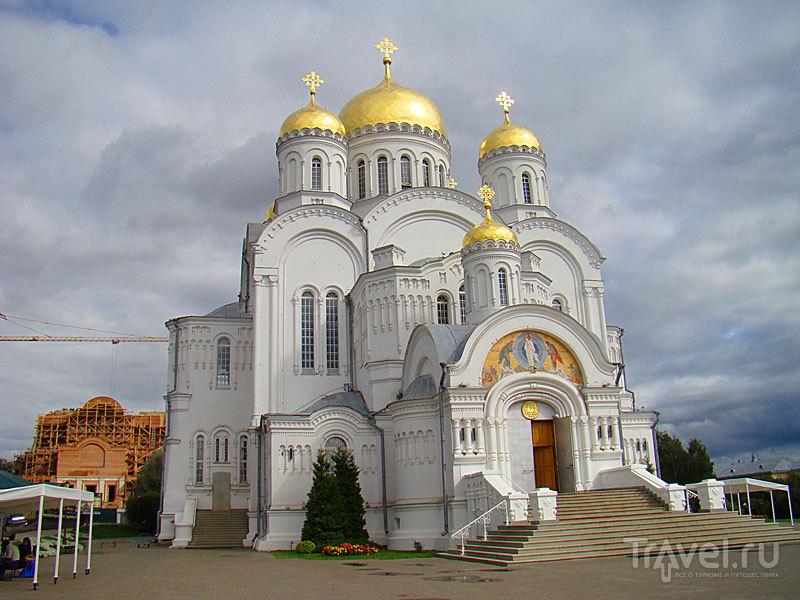 Преображенский собор в Дивеево, Россия / Фото из России