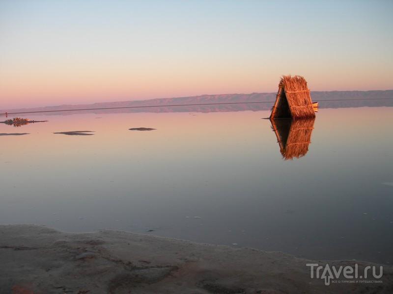 Разное солнце Сахары / Фото из Туниса