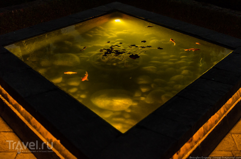 Парк Garden of Dreams / Фото из Непала