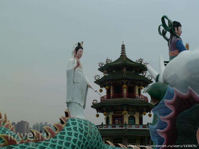 Снова Тайвань, уже с Надей и с китайским / Тайвань