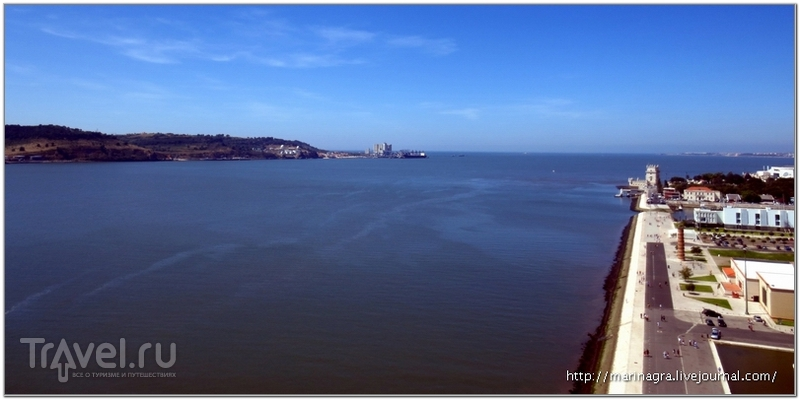 Мыс Сан Висенте - трамплин в Атлантику / Португалия