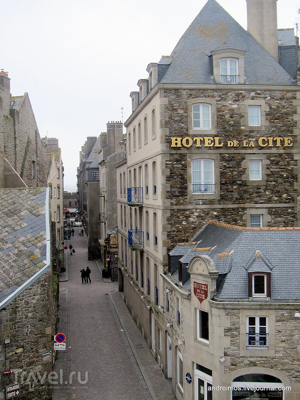 """Отель """"Сите"""" (Hotel de la Cite) / Франция"""
