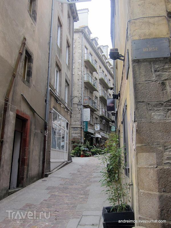Улица Орм (Rue de l'Orme) / Франция