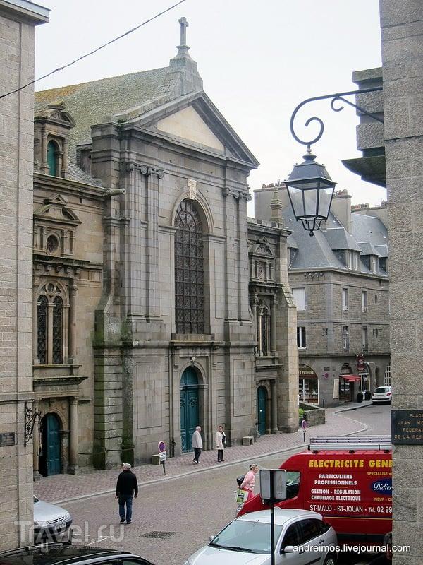 Собор Св.Викентия (Cathédrale Saint-Vincent) / Франция