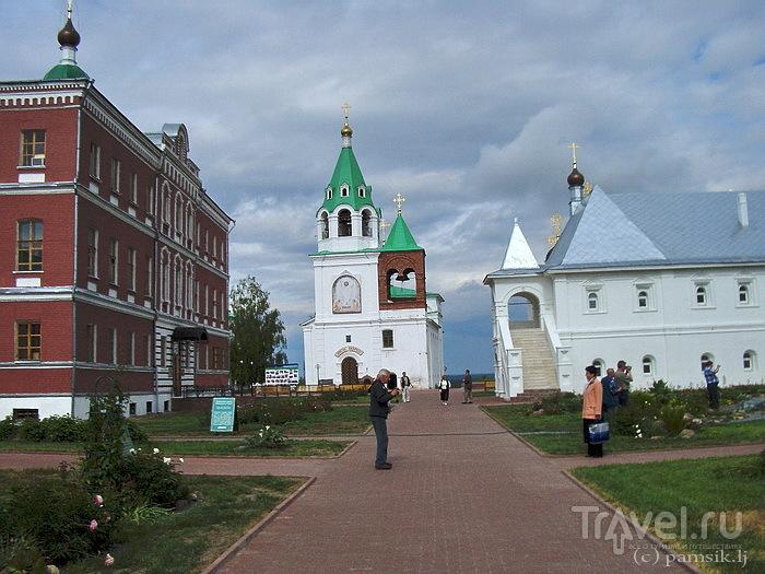 Муром. Спасо-Преображенский монастырь / Россия