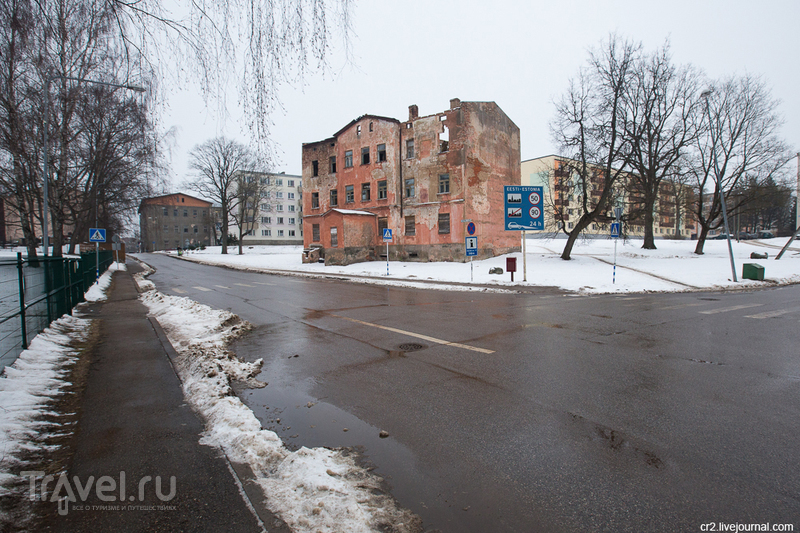 Валга-Валка. Один город, две страны / Латвия