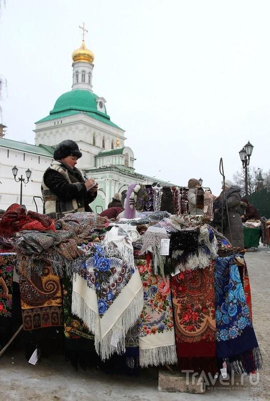 Троице-Сергиева Лавра, или Самый туристический монастырь / Фото из России