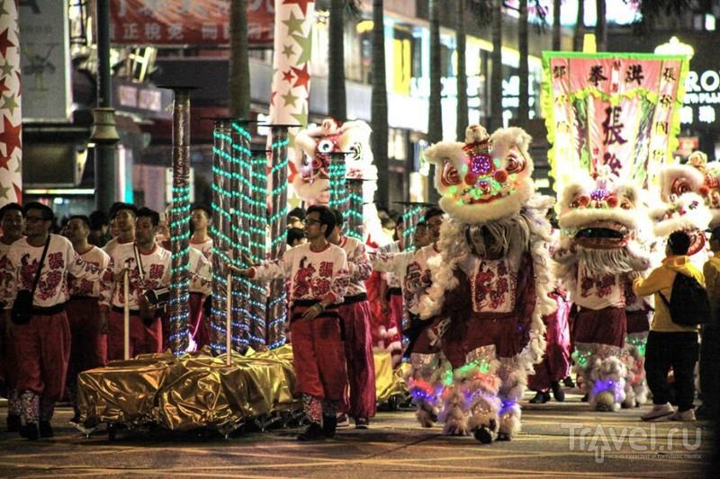 Гонконг. Китайский Новый год-2014 / Гонконг - Сянган (КНР)