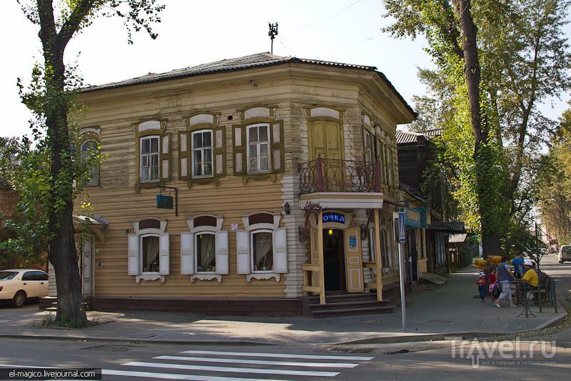 В городе Иркутск, Россия / Фото из России