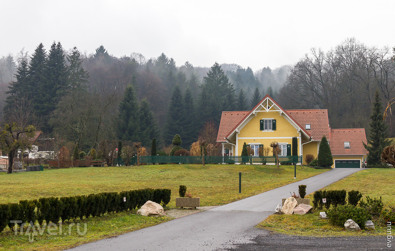 В Австрии / Фото из Венгрии