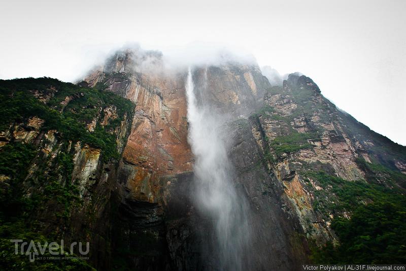 Водопад Анхель, Венесуэла / Фото из Венесуэлы