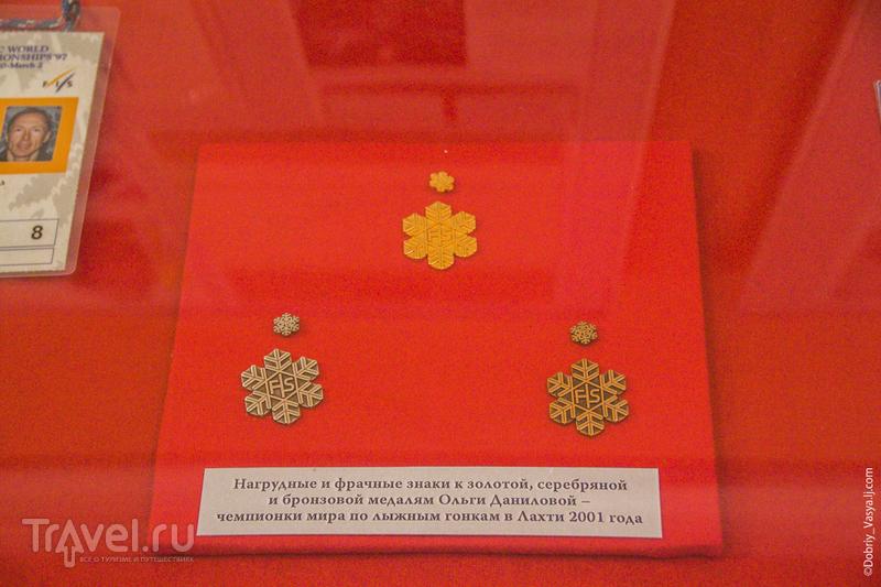 Владимирская олимпийская выставка: медали, костюмы и много тумана бонусом / Россия