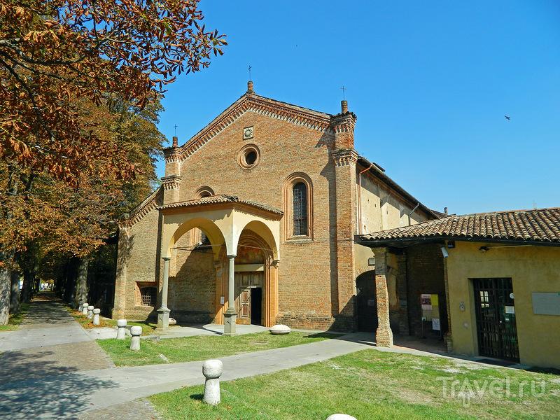 Провинциальный Ренессанс - San Bernardino и Fermo Stella / Италия