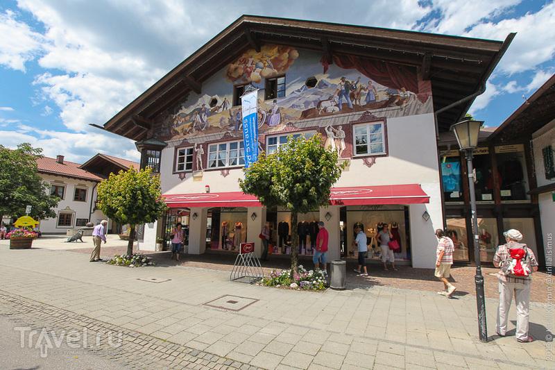 Гармиш-Партенкирхен. Германия. Лето / Фото из Германии