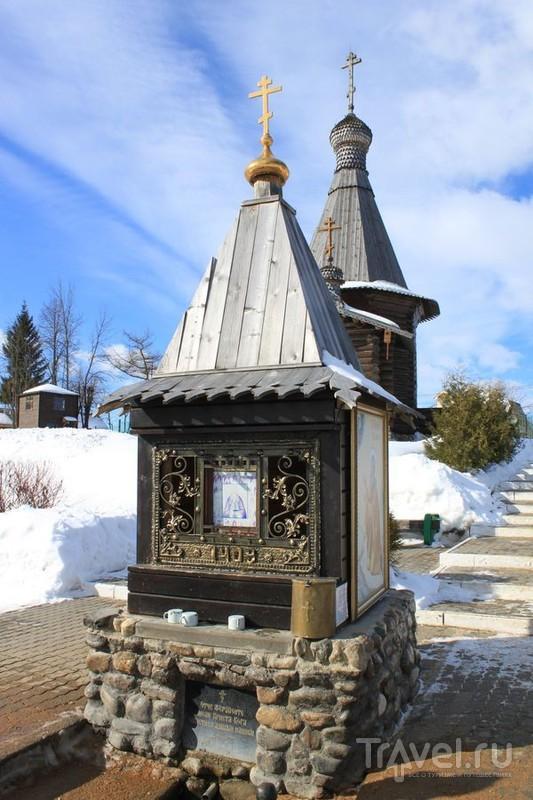 Святой источник Преподобного старца Ферапонта, Россия / Фото из России