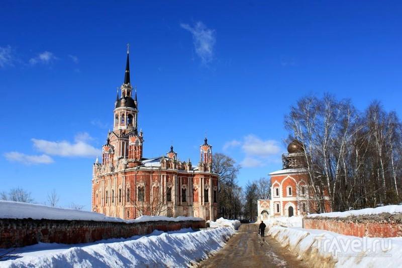 Собор Николая Чудотворца в Можайске, Россия / Фото из России