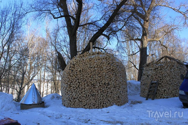 Можайск и Бородино / Фото из России