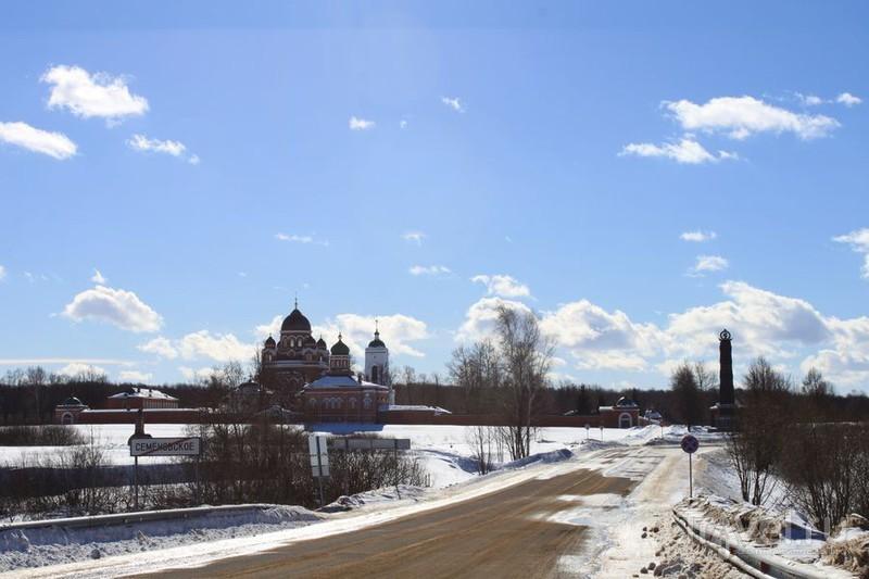 Спасо-Бородинский монастырь, Россия / Фото из России