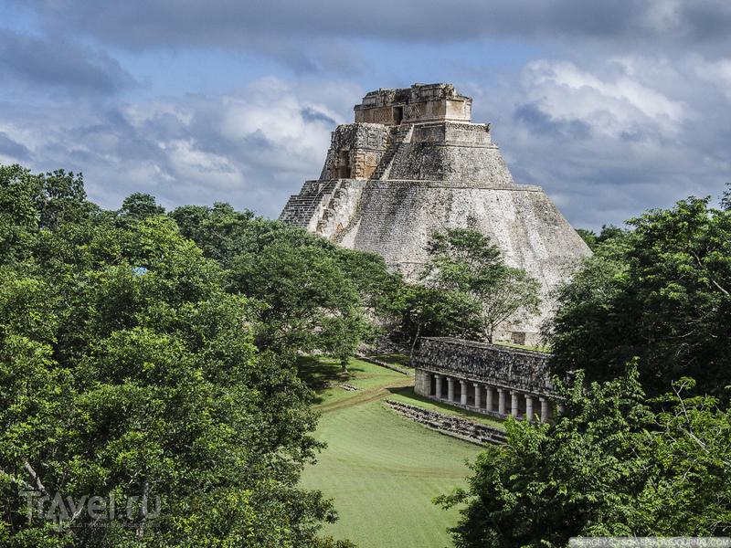 На полуострове Юкатан, Мексика / Фото из Мексики