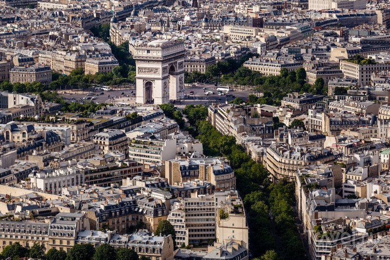Наполеон не дожил до окончания строительства парижской Триумфальной арки