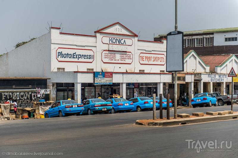 Незабываемая Замбия / Фото из Замбии