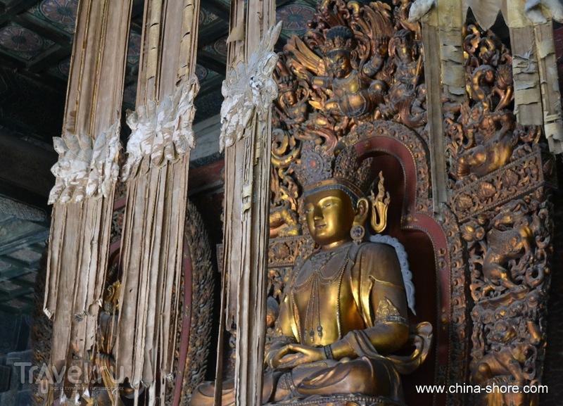 Храм Дацзюэ Сы / Китай