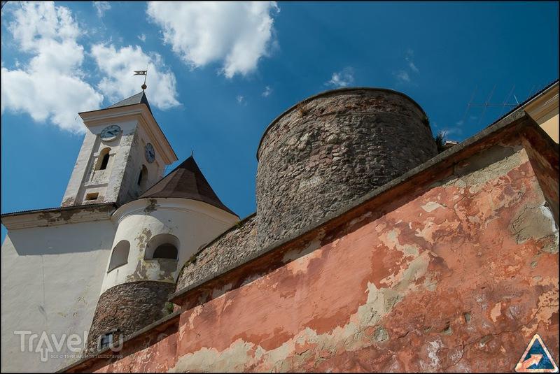 """Мукачевский замок или замок """"Паланок"""" в Закарпатье, Украина / Фото с Украины"""