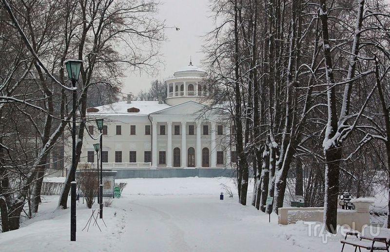 Усадьба Остафьево, Россия / Фото из России
