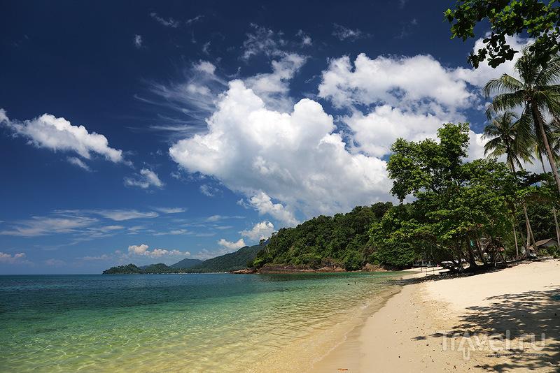 Ka Bae Beach на Ко-Чанге, Таиланд / Фото из Таиланда