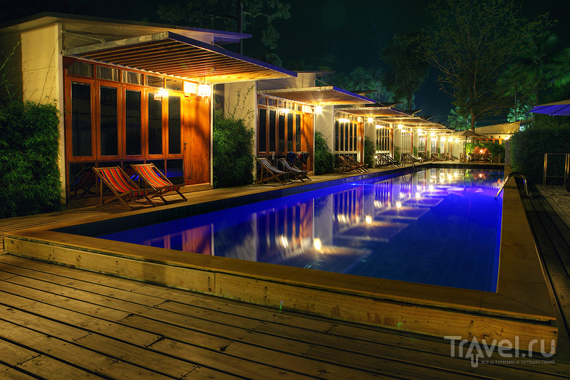 В гостинице The Stage Hotel на Ко-Чанге, Таиланд / Фото из Таиланда