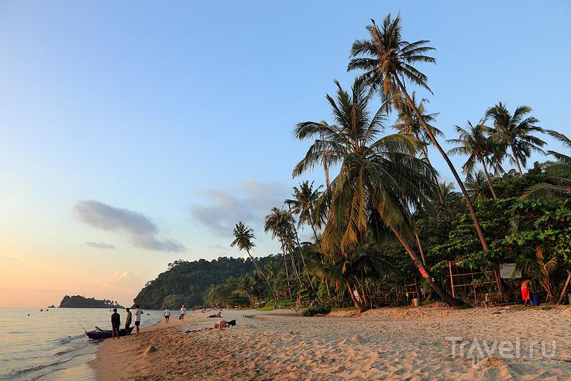 Lonley Beach на Ко-Чанге, Таиланд / Фото из Таиланда