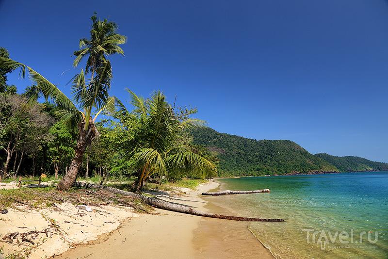 Klong Kloi Beach на Ко-Чанге, Таиланд / Фото из Таиланда