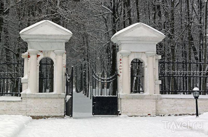 Дубровицы, или... о Подмосковной готике / Фото из России