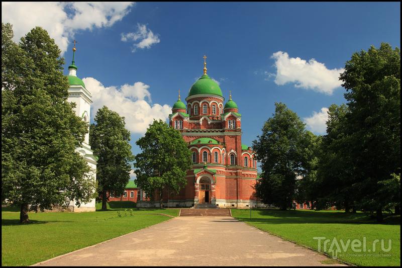 Спасо-Бородинский женский монастырь, Россия / Фото из России