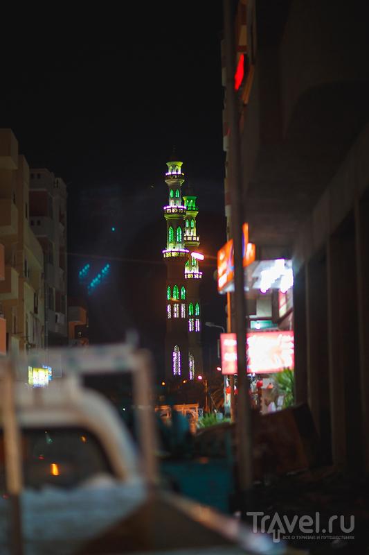 Прогулки по Хургаде, места, где вы вряд ли были / Египет
