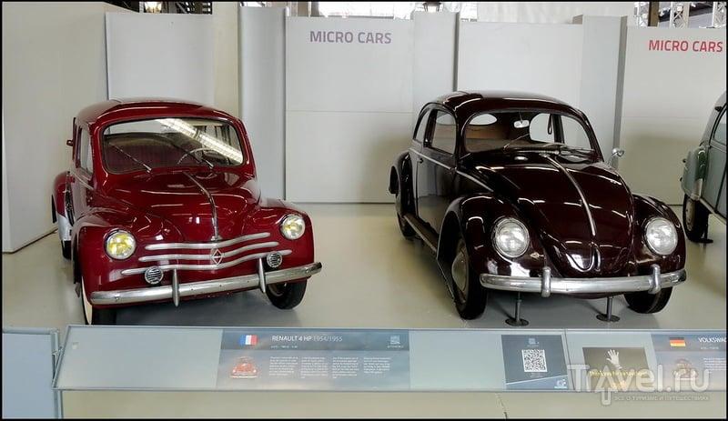 Музей Autoworld. Брюссель