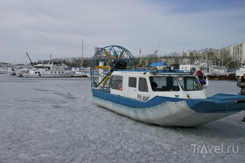 Байкал. Зимний драйв