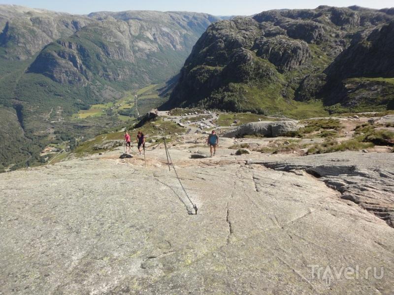 Бомж-тур в Норвегию, или Как посмотреть фьорд, не продав почку / Норвегия