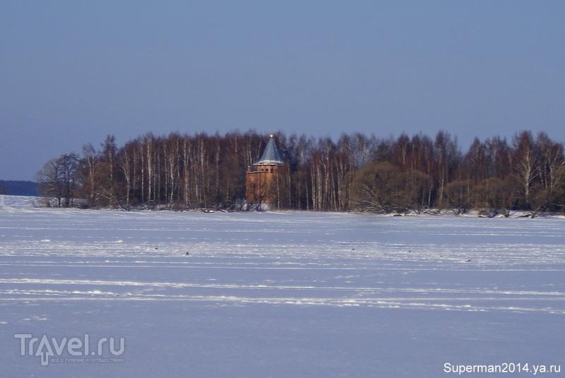 Макарьевская часовня в Калязине, Россия / Фото из России