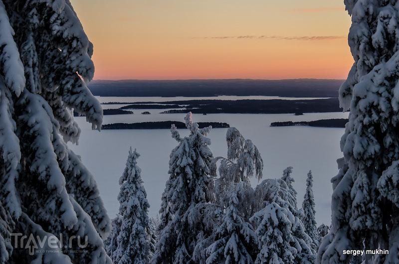 Горв Укко Коли-Ukko-Koli, Финляндия / Фото из Финляндии