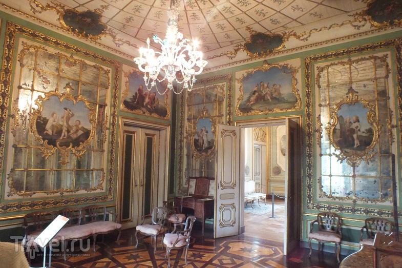 Португалия. Дворец Келуш / Португалия