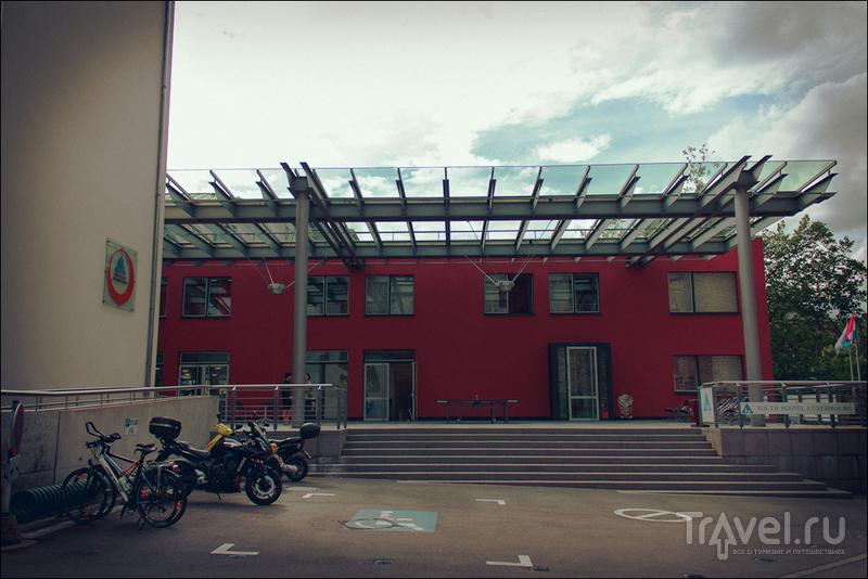 Luxembourg City Hostel в Люксембурге / Фото из Люксембурга
