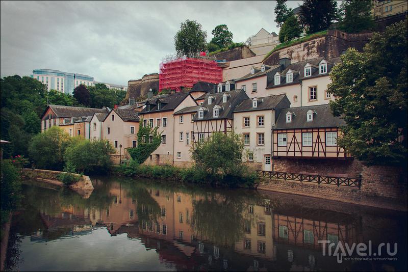 В Люксембурге / Фото из Люксембурга