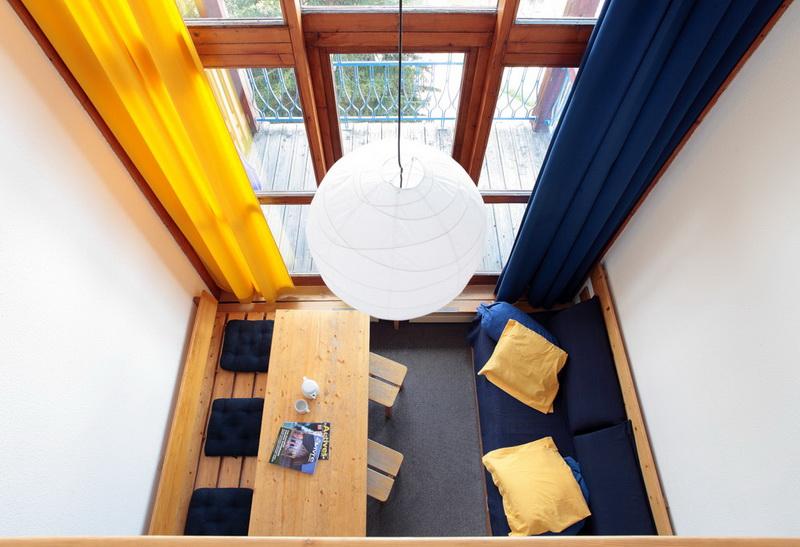 Архитектура Лез-Арка: назад в будущее